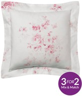 Holly Willoughby Olivia Raspberry Cushion
