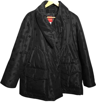 Christian Lacroix Black Synthetic Coats