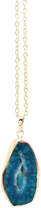 Eye Candy Los Angeles Slice Me Up Necklace