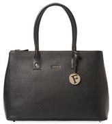 Furla Linda Medium Leather Carryall Tote