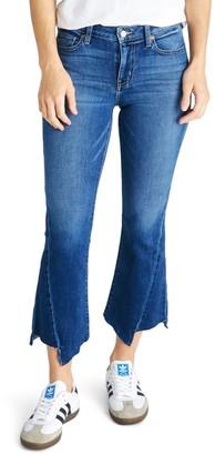 ÉTICA Micki Pieced Flare Jeans