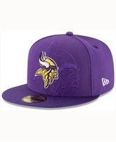 New Era Minnesota Vikings Sideline 59FIFTY Cap