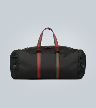 Gucci Technical canvas duffel bag