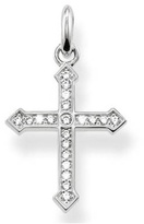 Thomas Sabo Sparkling Cross Karma Bead KC0007-051-14