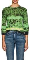 Altuzarra Women's Tie-Dyed Silk-Cotton Sweater