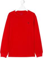 Ralph Lauren classic knitted top