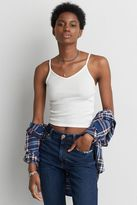 American Eagle Outfitters AE First Essentials Crop Cami