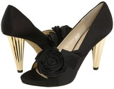 Isola Tate (Black Satin) - Footwear