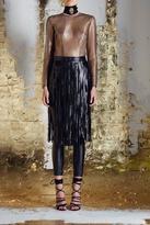 Asilio Crave Night Belt Skirt