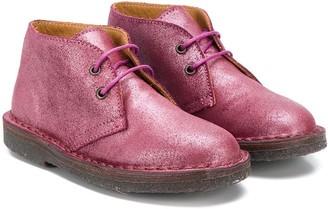Pépé Jubilee metallic boots