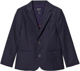 Mayoral Navy Dot Blazer