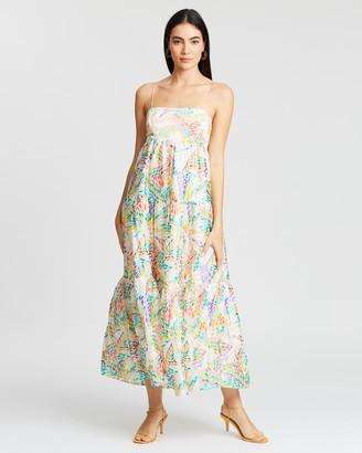 C/Meo Set Up Dress