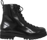 Jimmy Choo Broke hiking boots