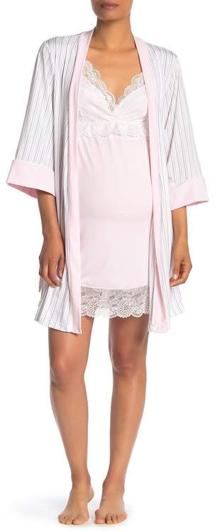 badac2d8107b3 Maternity Nightgowns - ShopStyle