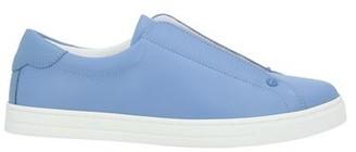 Fendi Blue Women's Sneakers | Shop the
