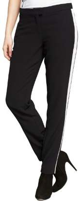 Comma Women's Straight Fit Trousers - - (Brand size : 38)