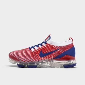 Nike Men's VaporMax Flyknit 3 USA Running Shoes