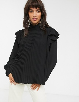 InWear Oli Pleated Blouse