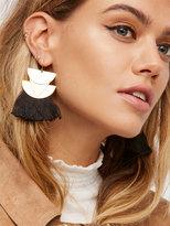 Free People Diamond Canyon Tassel Earring