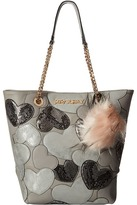 Betsey Johnson Sweet Hearts North/South Tote