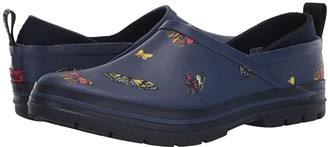 Chooka Butterfly Madrona Step-In (Navy) Women's Shoes