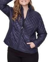 Junarose Plus Kirsi Long-Sleeve Short Jacket
