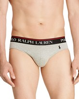 Polo Ralph Lauren Stretch Comfort Briefs, Pack of 3