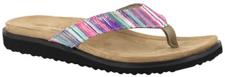 Easy Street Shoes Stevie Embellished Flip Flop - Multiple Widths Available