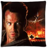 pillow cases covers 18x18 inch 45x45 cm Body pillow covers cases Polyester and Cotton pillowcases Comfort Die Hard 2