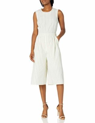 Vero Moda Women's Gabi Stripe Jumpsuit