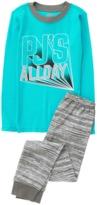 Crazy 8 PJs All Day 2-Piece Pajama Set