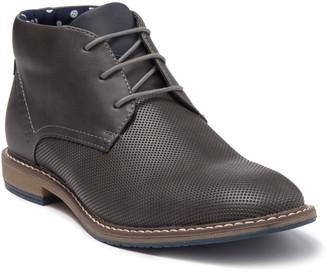 Steve Madden Siplor Perforated Chukka Boot