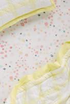 Pehr Whimsy Cotton Crib Sheet
