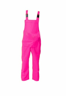GRS Woman Ladies Bib and Brace Dungarees Coveralls Overalls Woman Fancy Dress Overalls