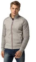 Tommy Hilfiger Puffer Sleeve Zip Sweater
