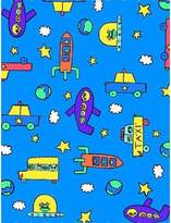 Graco SheetWorld Fitted Pack N Play Sheet - Kiddie Transport - Made In USA - 27 inches x 39 inches (68.6 cm x 99.1 cm)