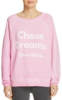 Wildfox Couture Love the Chase Sweatshirt
