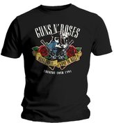 Bravado Mens Guns N Roses - Here Today and Gone To Hell - Mens T-shirt 12162020BP