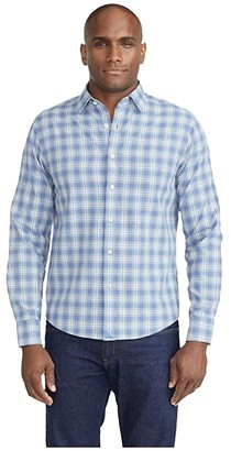 UNTUCKit Lightweight Flannel Cantenac Shirt (Grey) Men's Clothing