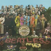 """Crate & Barrel The Beatles """"Sgt. Pepper's Lonely Hearts Club Band"""""""