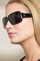 'Country Club 2' Square Frame Sunglasses
