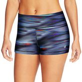 Champion Women's Absolute SmoothTec Printed Fitted Workout Shorts