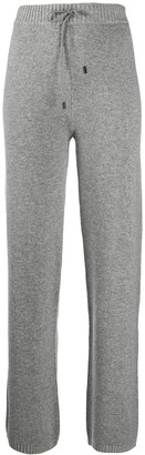 Peserico Knitted Track Pants