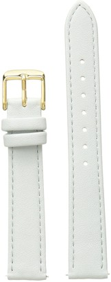RumbaTime 27792 16mm Lafayette Leather Strap Genuine Leather Watch Strap