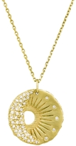 Celine Daoust Sun And Moon Diamond Necklace