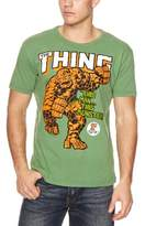 Logoshirt Vintage Marvel The Thing Logo Men's T-Shirt