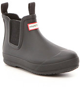 Hunter Kid's Waterproof Chelsea Rain Boot