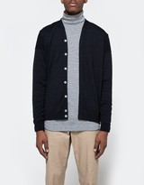 S.N.S. Herning Intro Cardigan Black Hole