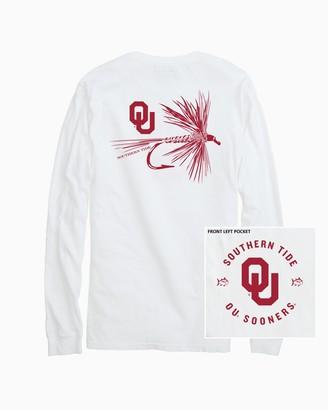 Southern Tide Oklahoma Sooners Fly Long Sleeve T-Shirt