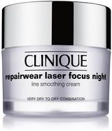 Clinique Repairwear Laser Focus Night - Very Dry to Dry Combination